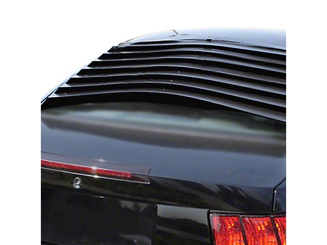 Aluminum Rear Window Louver (94-04 Coupe)