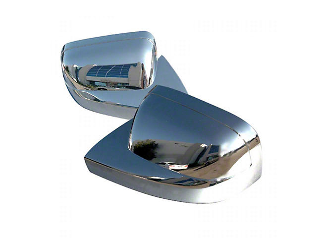 Mirror Covers; Chrome (05-09 All)