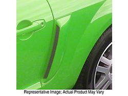 ABS Side Scoops; Pre-Painted (10-14 All)