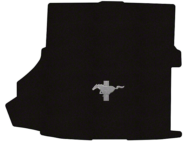 Lloyd Trunk Mat with Tri-Bar Pony Logo - Black (15-20 All)