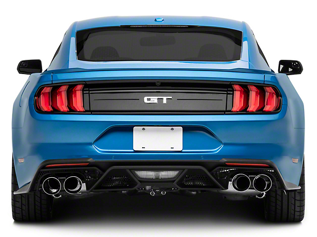 MP Concepts GT500 Style Rear Diffuser with Exhaust Tips (18-20 GT, EcoBoost)