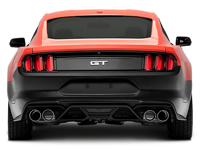 MP Concepts GT500 Style Rear Bumper and Diffuser Kit (15-21 GT, EcoBoost, V6)