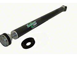 The Driveshaft Shop 3.25-Inch Carbon Fiber One Piece Driveshaft (05-10 V6 w/ Automatic Transmission)