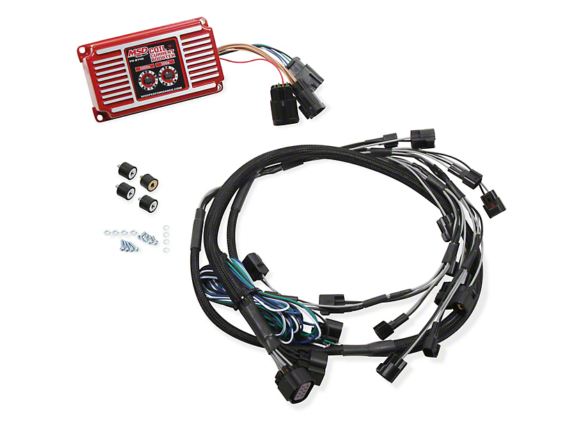 MSD Ignition Control Module; Built-In Two-Step Rev Limiter (2000 Cobra R)