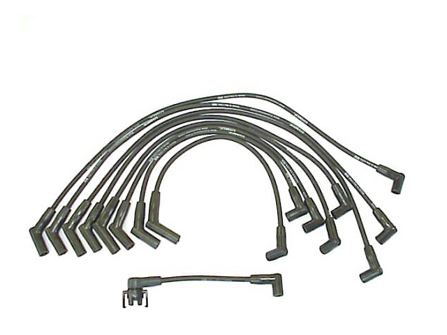Accel ProConnect Spark Plug Wire Set; 45-Degree Boot; 9-Piece (94-95 5.0L)
