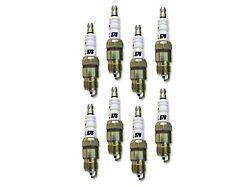 Accel HP Spark Plugs; Copper (79-93 V8; 1995 Cobra R)