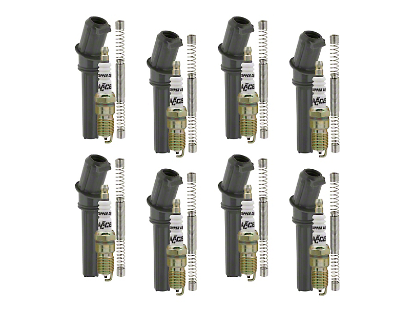 Accel Tune-Up Kit; 2-Valve (98-04 GT; 99-01 Cobra)
