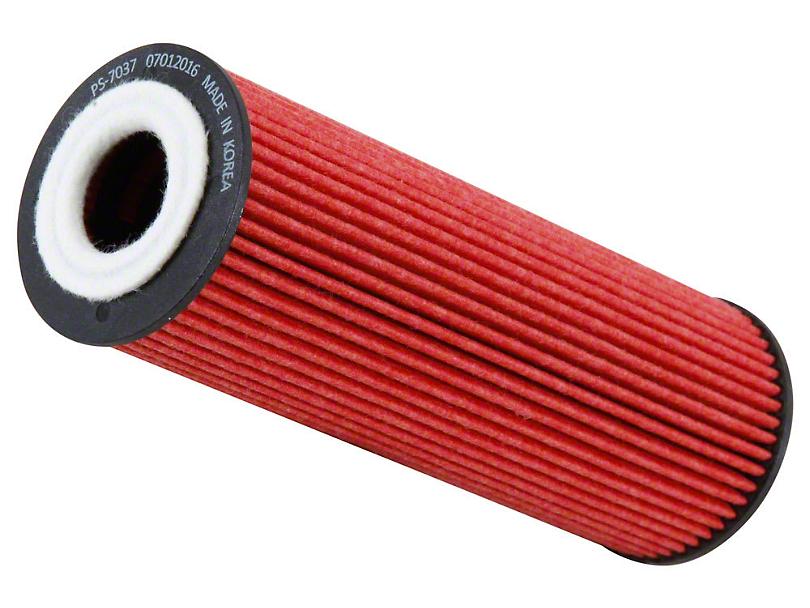 K&N Silver Cartridge Oil Filter (18-20 GT350)