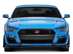MP Concepts GT500 Style Front Bumper; Unpainted (18-20 GT, EcoBoost)