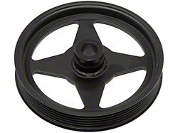 Power Steering Pump Pulley (97-10 F-150, Excluding 6.2L)