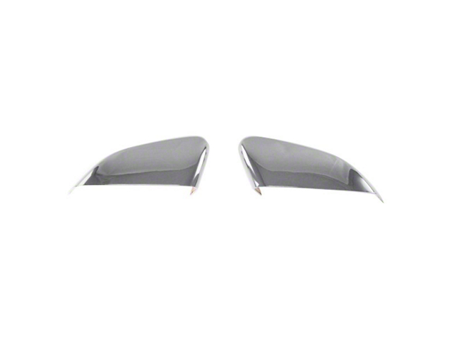 Mirror Covers; Chrome (10-14 All)