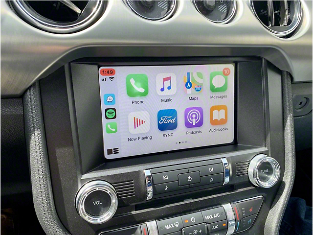 Infotainment MyFord Touch Sync 2 to Sync 3 with Apple CarPlay and Android Auto Upgrade (2015 All)