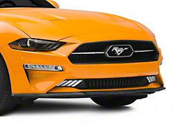 Vertical Style Lower Grille with LED DRL Stripes (18-21 GT, EcoBoost)