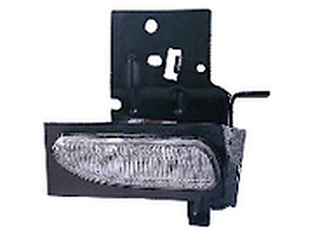 Fog Light; Driver Side (96-98 GT, V6)