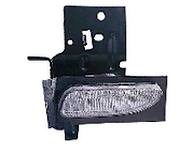 Fog Light; Passenger Side (96-98 GT, V6)