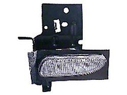 Fog Light; Passenger Side; Replacement Part (96-98 GT, V6)
