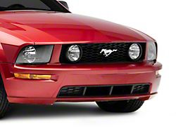 Lower Front Bumper Grille; Replacement Part (05-09 GT)