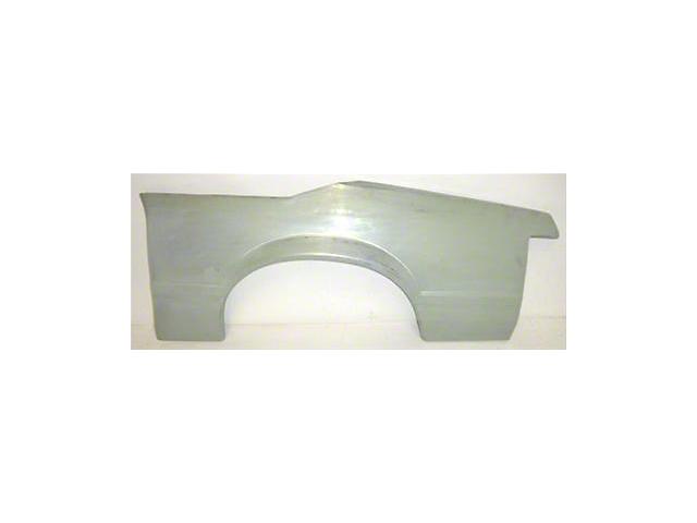Quarter Panel Skin; Driver Side (83-93 Convertible)