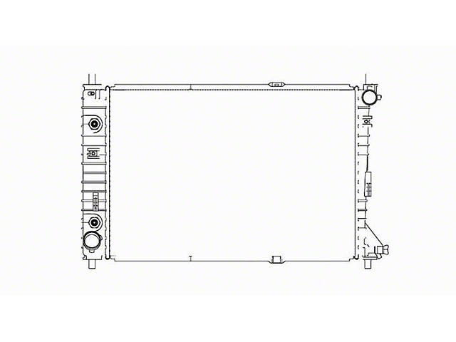 Radiator (97-04 4.6L)