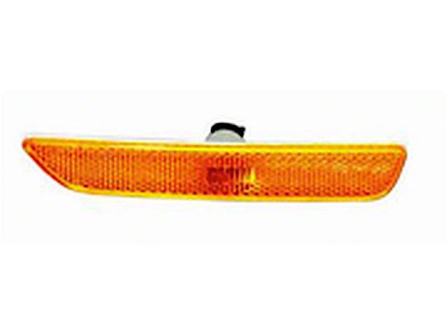 Side Marker Light; Driver Side; Replacement Part (10-14 All)