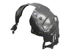 Inner Fender Liner; Front Driver Side; Replacement Part (15-20 GT350)