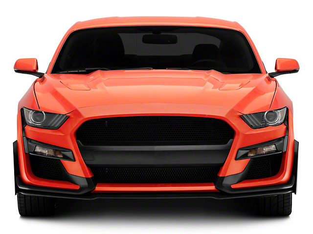 777 Performance GT500 Style Front Fascia; Unpainted (15-17 GT, EcoBoost, V6)