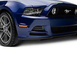 Ford Fog Light Delete Panel; Passenger Side (13-14 GT, V6)