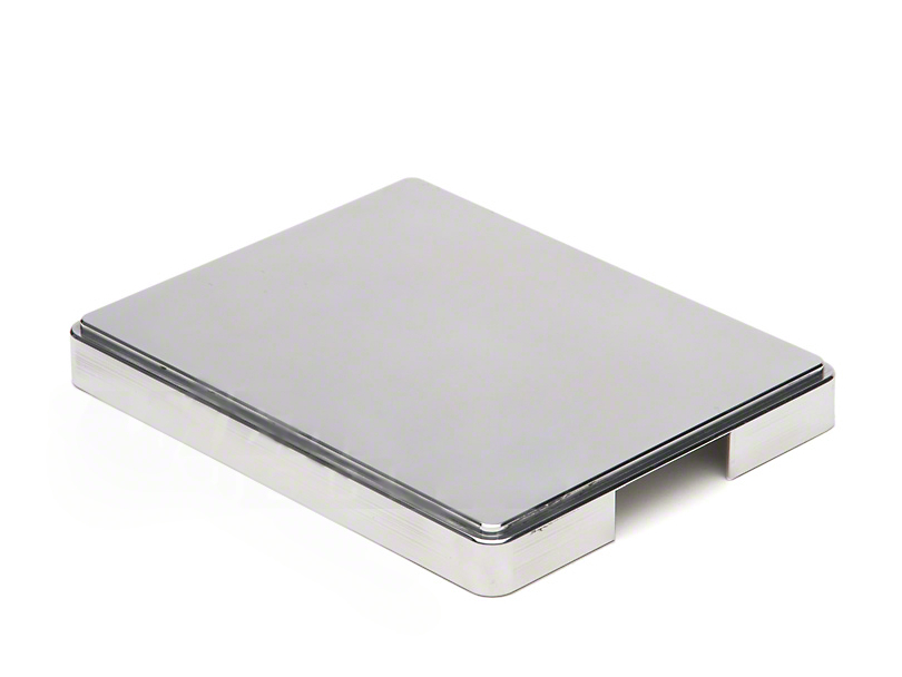 SpeedForm Polished Aluminum Fuse Box Cover (98-04 All)