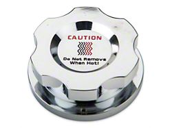 Modern Billet Chrome Radiator Cap Cover (05-10 All)