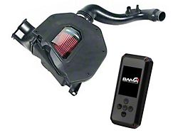 Roush Cold Air Intake and BAMA Rev-X Tuner (18-21 EcoBoost)