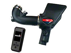 Injen Evolution Cold Air Intake and BAMA Rev-X Tuner (18-21 GT)