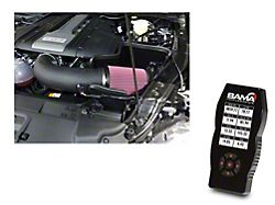 JLT Performance Cold Air Intake and BAMA X4/SF4 Power Flash Tuner (18-21 GT)
