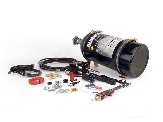 ZEX Blackout Wet Injected Nitrous System (99-04 GT)