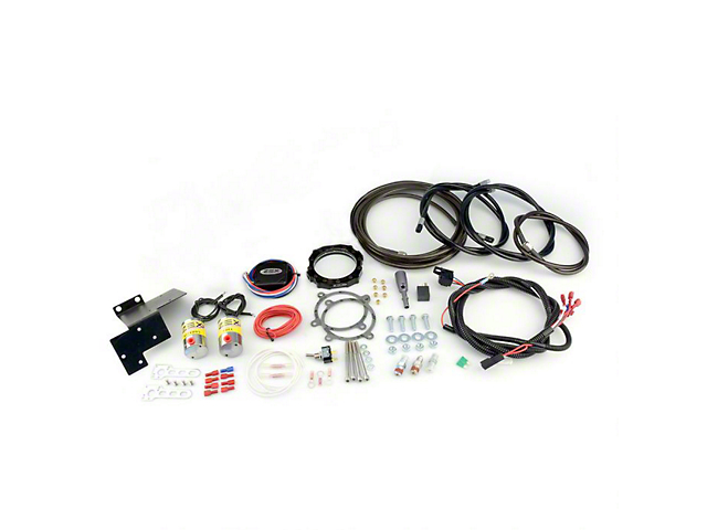 ZEX Permiter Plate Nitrous System without Bottle (11-21 GT)