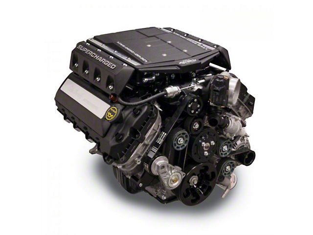 Edelbrock Supercharged 5.0L Coyote Crate Engine with Tuner
