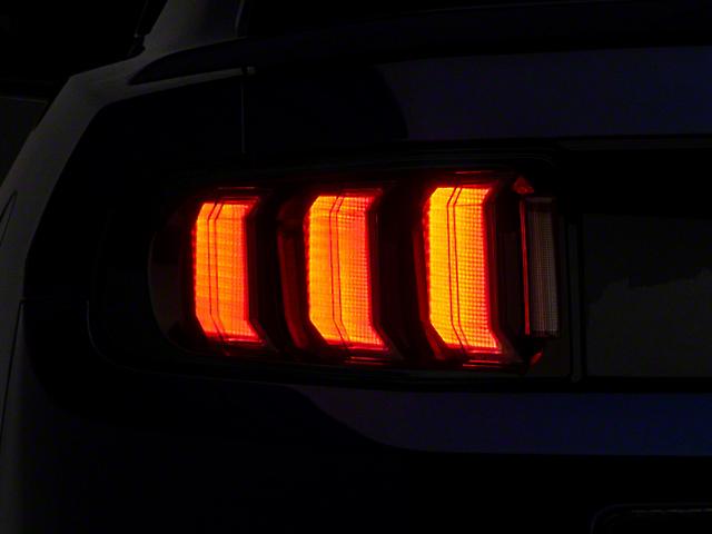 Morimoto Facelift XB LED Tail Lights; Smoked (10-12 All)