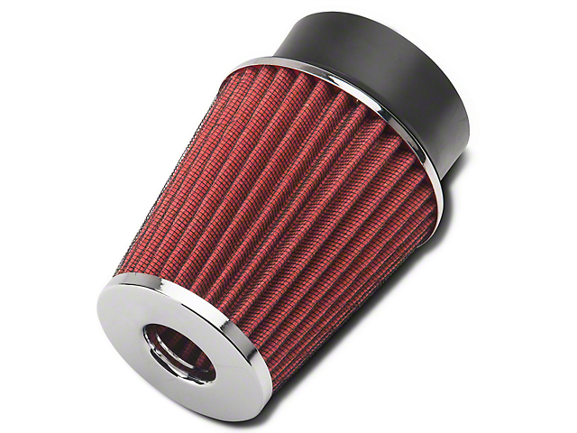 SR Performance Cold Air Intake Replacement Filter; 3.50-Inch Inlet (79-04)