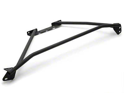 SR Performance Black Strut Tower Brace (94-04 GT, V6)