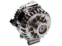 SR Performance Chrome Alternator - 135 Amp (05-08 V6)