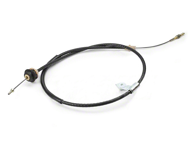 SR Performance Mustang Adjustable Clutch Cable 41174 (79