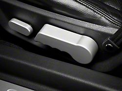 Modern Billet Satin Seat Tilt Lever Covers (05-14 All)