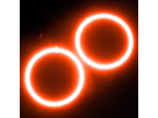 Oracle Fog Light Halo Kit; LED Waterproof Fog Halo Kit (13-14 GT500)