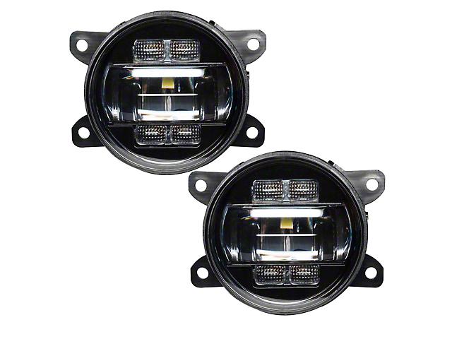 Oracle High Performance LED Fog Lights (15-17 GT, EcoBoost, V6)