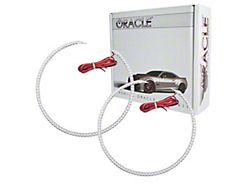 Oracle Headlight Halo Kit; LED Halo Kit, White (05-09 All)