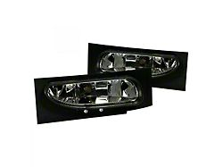 Factory Style Fog Lights; Smoked (94-98 V6)