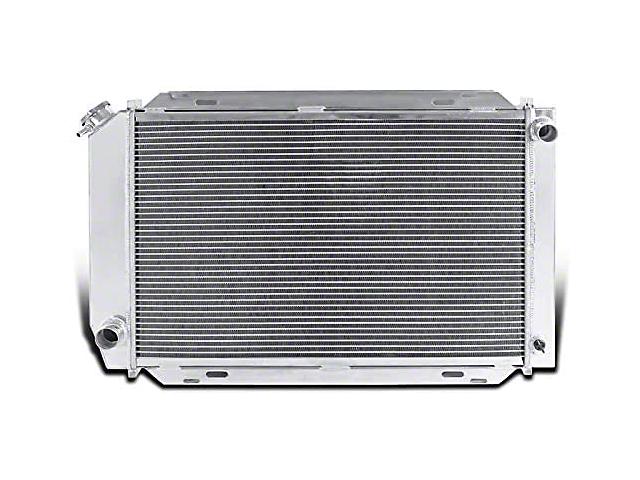 Aluminum 3-Row Performance Radiator (79-93 All)