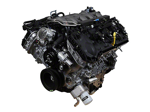 Ford Performance Gen 3 5.0L Coyote 460HP Crate Engine with Manual Transmission Engine Harness