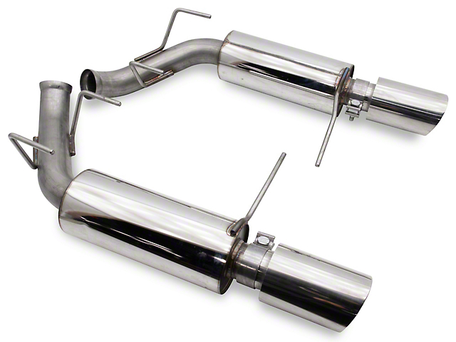C&L Sport Axle-Back with Polished Tips (11-14 V6)