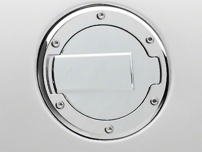MMD Chrome Billet Aluminum Fuel Door (94-04 All)