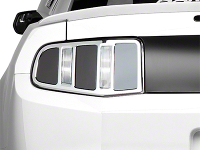 MMD Chrome Tail Light Trim (10-12 All)
